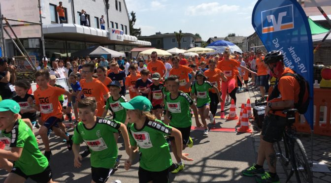 Gundelfingen feiert Läuferfest